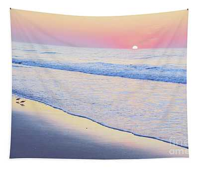 Just The Two Of Us - Jersey Shore Series Tapestry