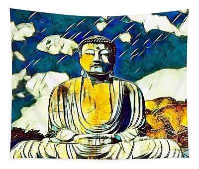 Kamakura Daibutsu Tapestry