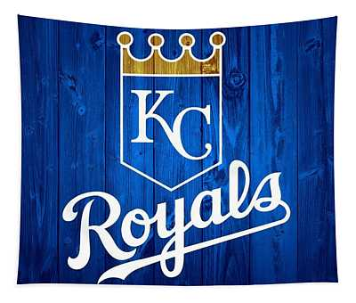 Kansas City Royals Barn Door Tapestry
