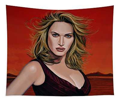 Kate Winslet Tapestry