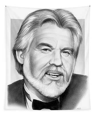 Kenny Rogers Tapestry