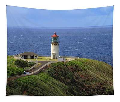 Kilauea Point Lighthouse Tapestry