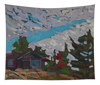 Killarney Mountain Lodge Chalet Tapestry