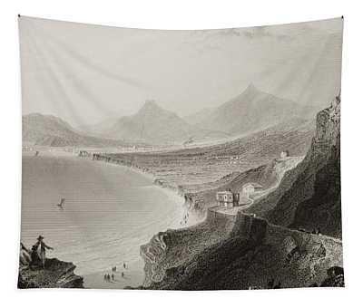 Killiney Bay, County Wicklow, Ireland Tapestry