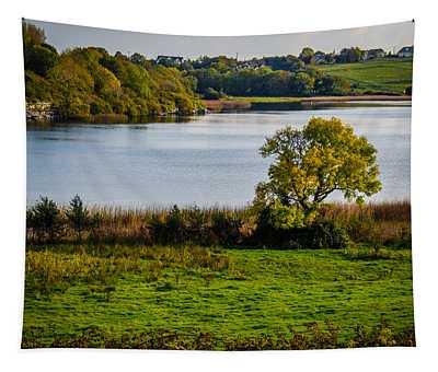 Killone Lake In County Clare, Ireland Tapestry