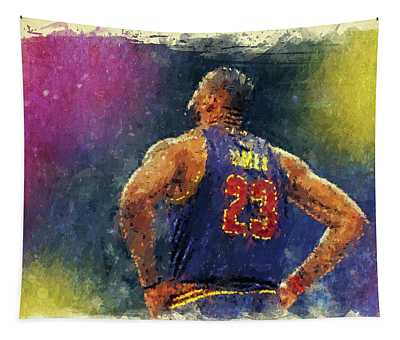 King James Tapestry
