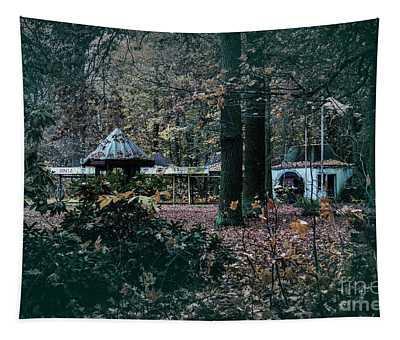 Kiosk Tapestry