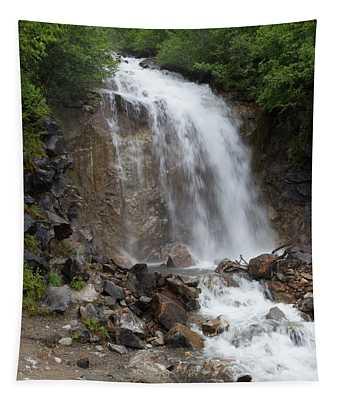 Klondike Waterfall Tapestry