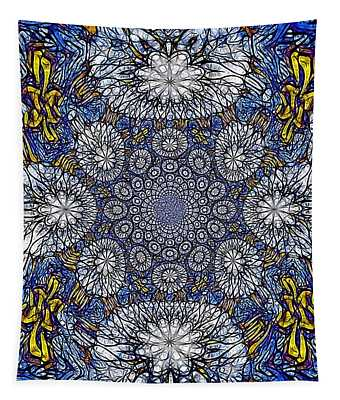 Knotted Glasswork Tapestry