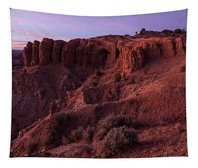 Kodachrome Basin State Park Utah Sunset Tapestry