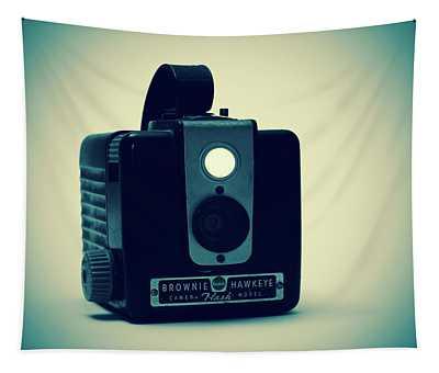 Kodak Brownie Tapestry
