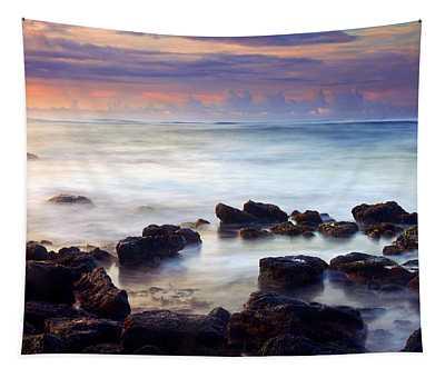 Koloa Sunrise Tapestry