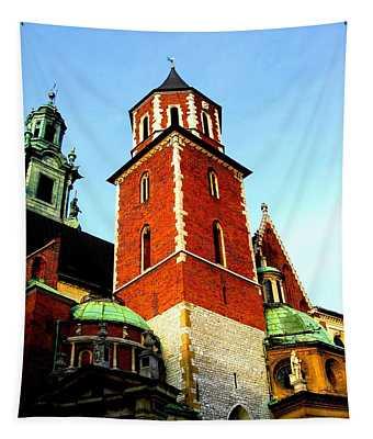 Krakow Poland Tapestry