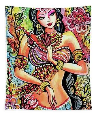 Kuan Yin Tapestry