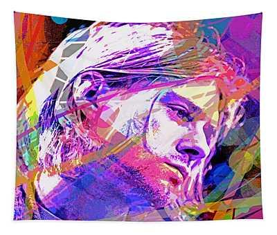 Kurt Cobain 27 Tapestry