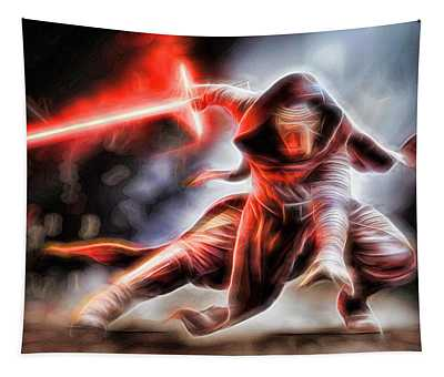 Kylo Ren I Will Fulfill Our Destiny Tapestry