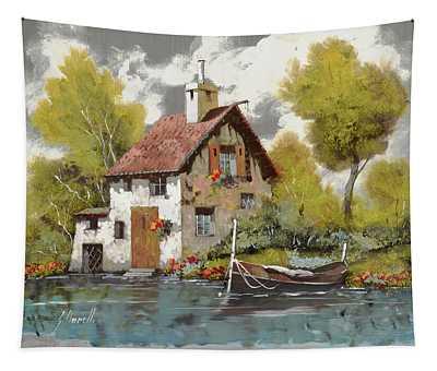 La Barca Tapestry
