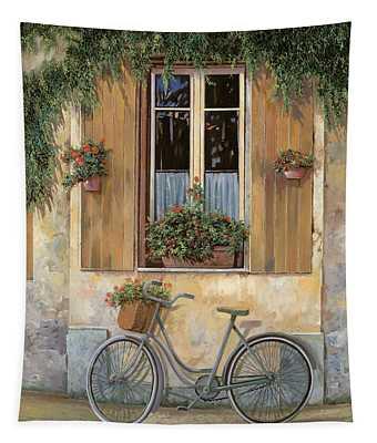 Window Shutter Wall Tapestries