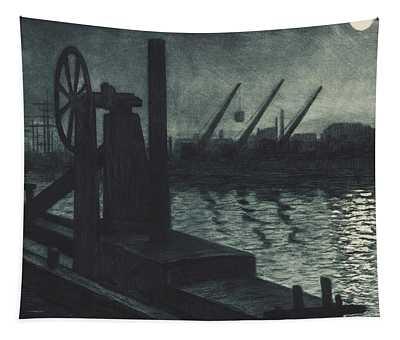 La Drague De Dieppe Tapestry