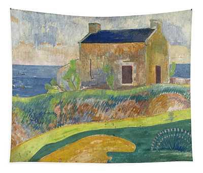 La Maison Du Pendu Tapestry