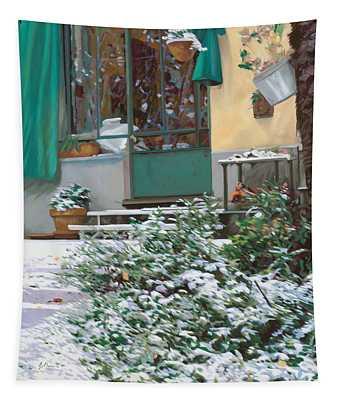 La Neve A Casa Tapestry