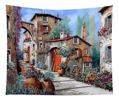 La Porta Rossa Tapestry