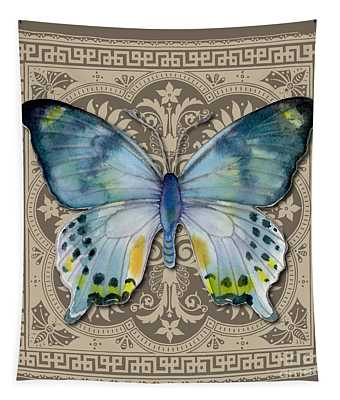 Laglaizei Butterfly Design Tapestry