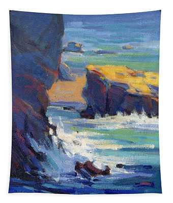 Laguna Rocks Tapestry