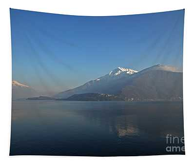 Lake Como Tapestry