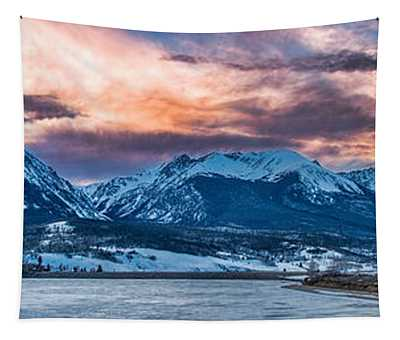 Lake Dillon Tapestry