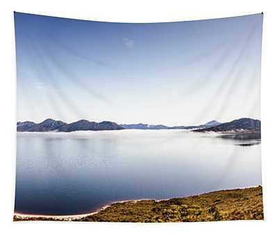 Lake Edgar Dam Southwest Tasmania Tapestry
