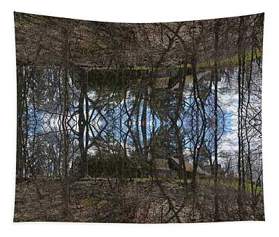 Lake House Tapestry