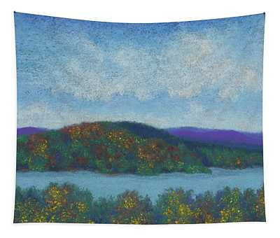 Lake Mahkeenac Tapestry