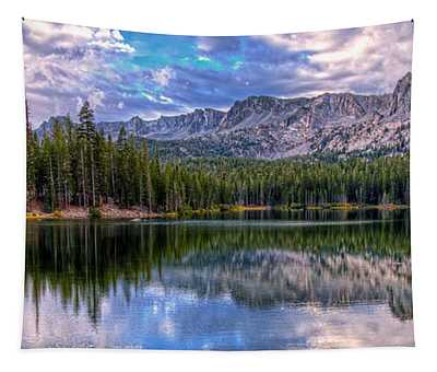 Lake Mamie Panorama Tapestry