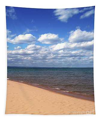 Lake Superior In Summer Tapestry