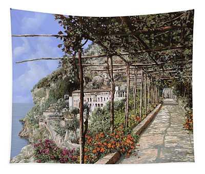 L'albergo Dei Cappuccini-costiera Amalfitana Tapestry