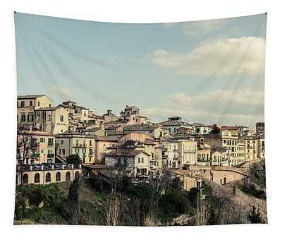 Lanciano - Abruzzo - Italy  Tapestry