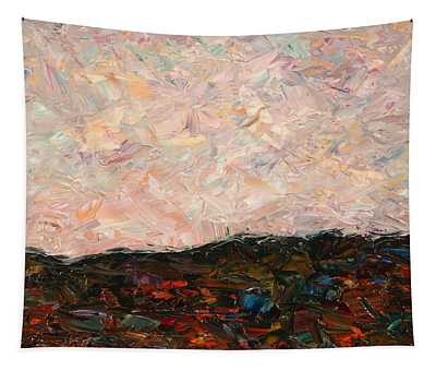 Land And Sky Tapestry