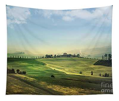 Land Of Dawn Tapestry