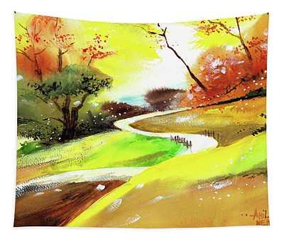 Landscape 6 Tapestry