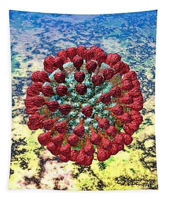 Lassa Virus Tapestry