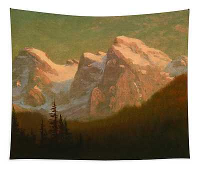 Late Afternoon Sun Tapestry