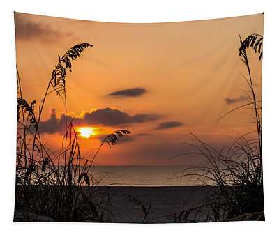 Late Sunrise 3 Tapestry