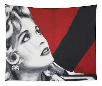 Laura Palmer Tapestry