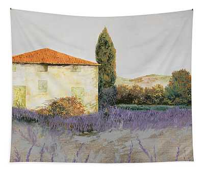 Lavanda Grassa Tapestry