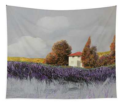 Lavanda Orizzontale Tapestry