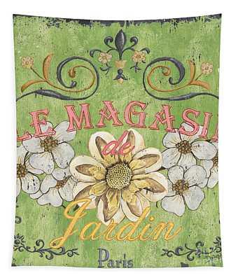 Le Magasin De Jardin Tapestry