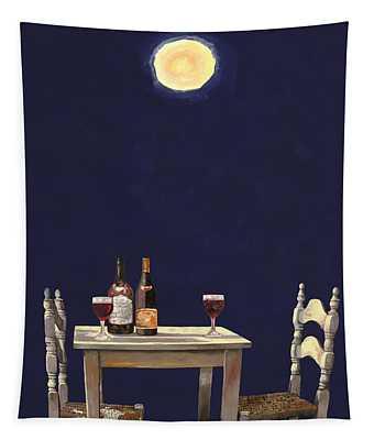 Le Ombre Della Luna Tapestry