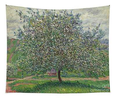 Le Pommier, 1879 Tapestry