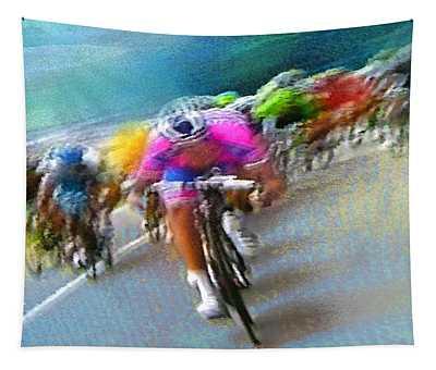 Le Tour De France 09 Tapestry
